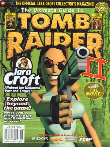 The Ultimate Guide to Tomb Raider II