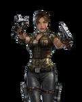 LCR Gunner Lara 4