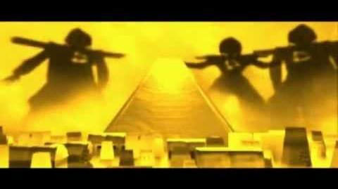 Tomb Raider (1996) Cutscene 06 - Vision