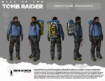 Jonah Maiava Expedition Outfit