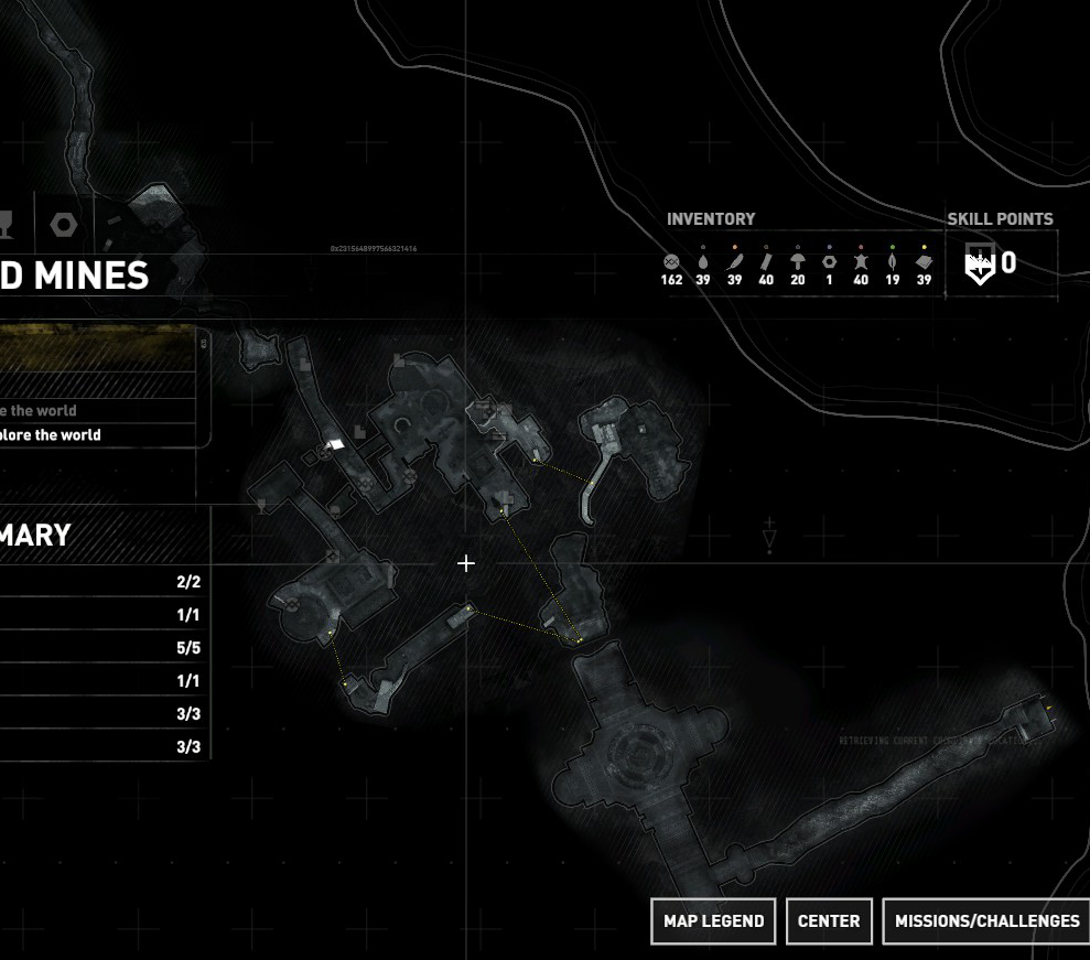 Abandoned Mines Lara Croft Wiki Fandom