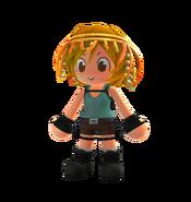 Spelunker World Lara Front