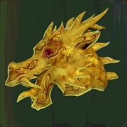 Luck Dragon Head