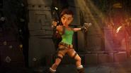 Tomb Raider Reloaded Lara