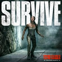Tomb Raider 2018 Movie Lara Croft Wiki Fandom