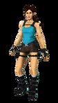 Lara Croft Relic Run Render