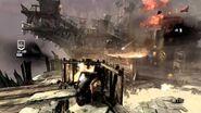 Tomb Raider NA Oni Warrior Battle