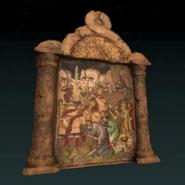 Mural - Death of the Prophet