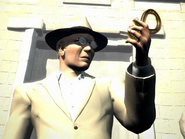Von Croy Taking Amulet of Horus