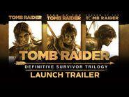 Tomb Raider- Definitive Survivor Trilogy Available Now