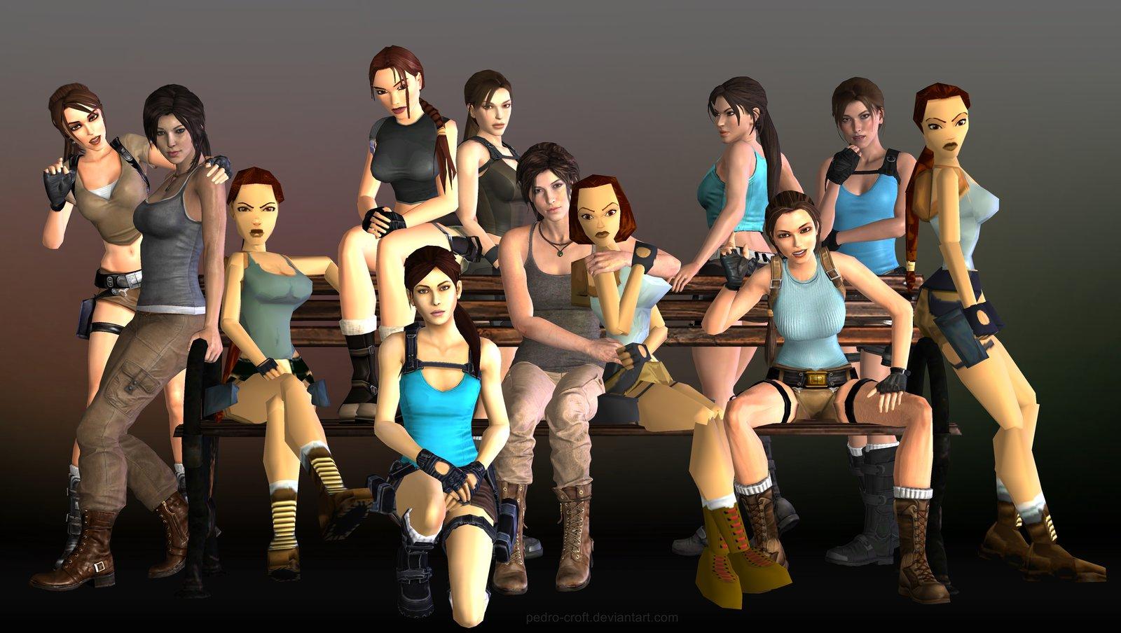 Lara Croft Lara Croft Wiki Fandom