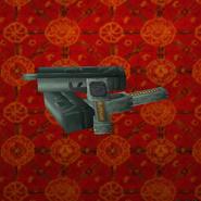 TR II - Uzis