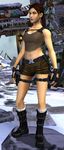 Relic Run Outfit Legend