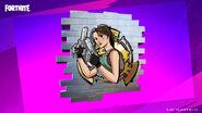 Lara Croft Manor Reward Spray