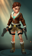 Reloaded Bomber Outfit