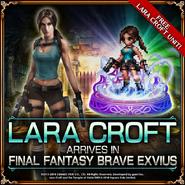 Lara Croft Brave Exivus