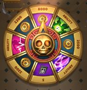 New Lucky Wheel - Skills