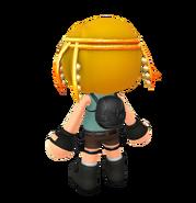 Spelunker World Lara Back