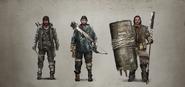 Solarii Hunters Concept