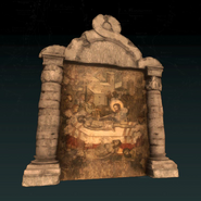 Mural - Prophet's Arrival