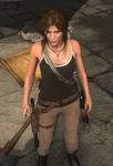 Outfit ROTTR - Dark Tank Top