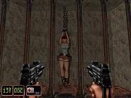 Lara in Shadow Warrior