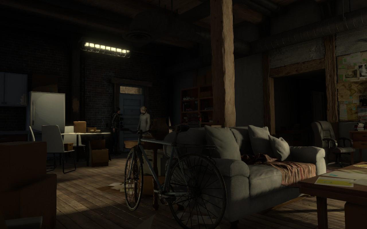 Lara's Apartment