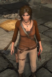 Outfit ROTTR - Rust Henley