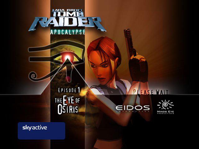 Tomb Raider: Apocalypse
