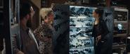 Lara at Gun Shop