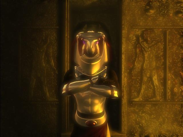Horus (Original Timeline)