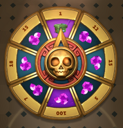 New Lucky Wheel - End Gems