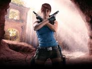 Ash Lara Croft