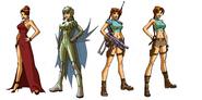 Lara Croft Complicated Woman