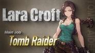 WOTV FFBE x Tomb Raider 1