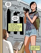Lara and Sam first meeting