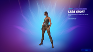 Fortnite Survivor Lara