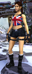 Relic Run Outfit Union Jack