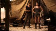 Warehouse 13 Tomb Raider reference