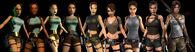 Many Changes of Lara Croft 2