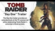 Tomb Raider NA Day One Trailer