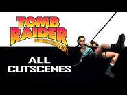 All Cutscenes - Tomb Raider (2000) GBC
