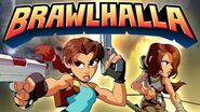 Brawlhalla Tomb Raider Crossover Reveal