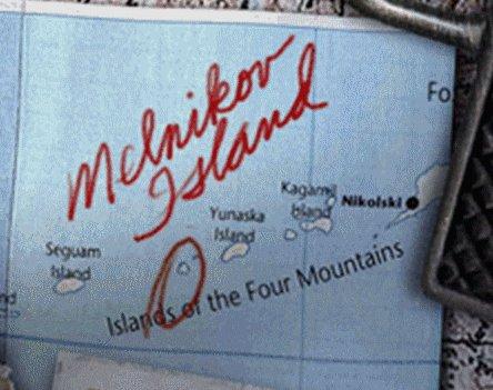 Melnikov Island