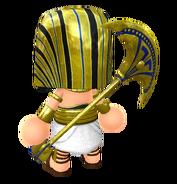 Spelunker World Horus Back