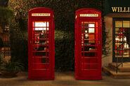 Lightmatter phonebooths
