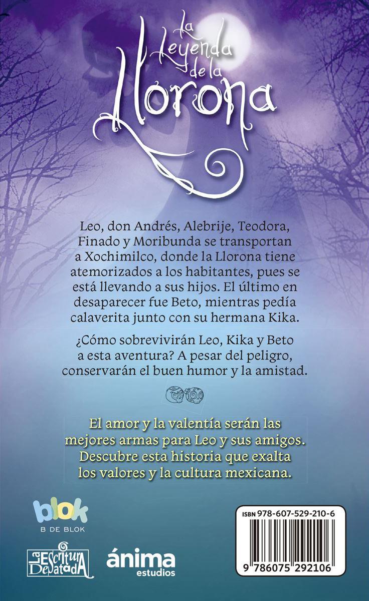 La Leyenda De La Llorona Book Legend Quest Encyclopedia Fandom