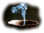 Making-incense