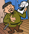 Actor de Hamlet