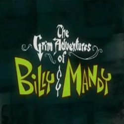 Las Macabras Aventuras de Billy y Mandy